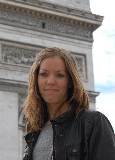 Doctoral research student Sandra Söderlind, M.A.