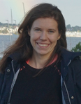 Doctoral research student Anna Wierzgon, M.A.