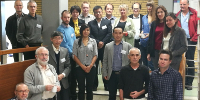 Participants of the Silk Road workshop in Kiel, September 28-29, 2017 - preview